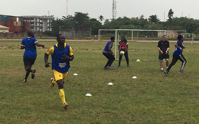 New FCV Academy assessment centre in Lagos