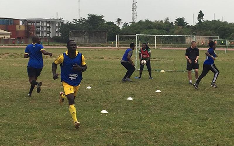 New FCV Academy assessment centre in Lagos