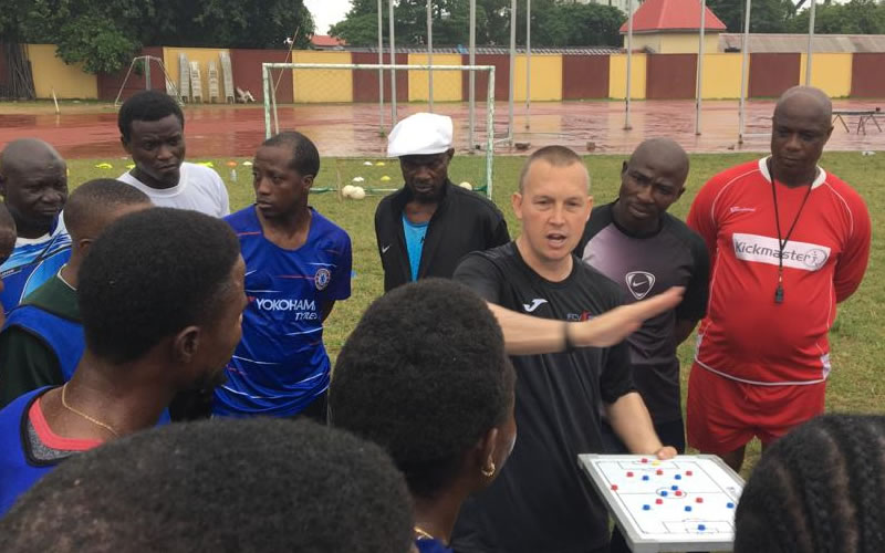 FCV Academy returns to Nigeria