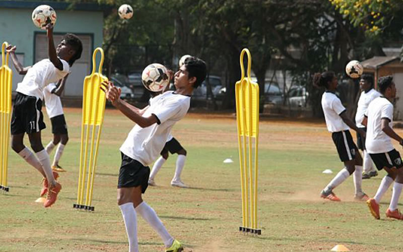 FCV Academy extend partnership with Indian football school