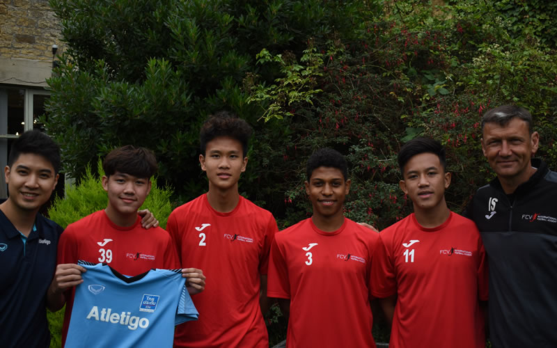 FCV Academy growing with Hong Kong partners Sportsync