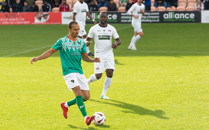 FCV Academy team up with Peter Odemwingie