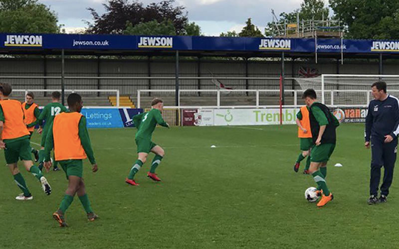 FCV Academy extend agreement with League Football Education