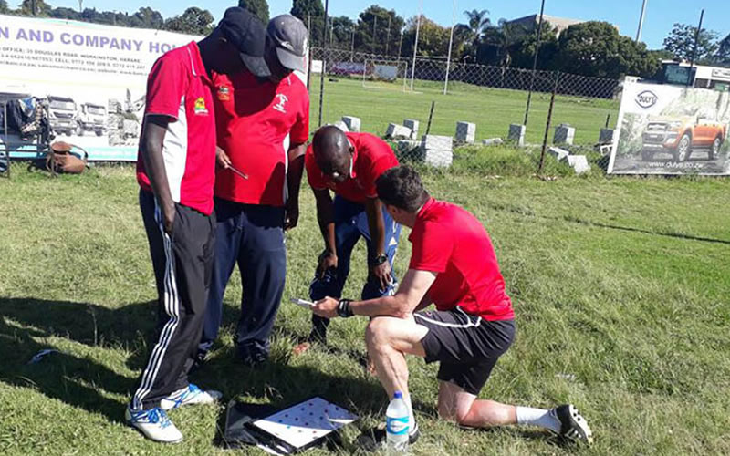 FCV Academy heads back to Zimbabwe