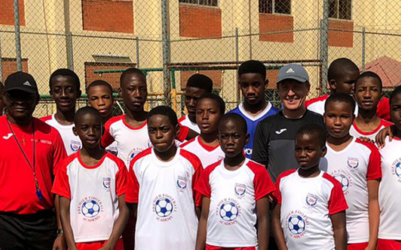 FCV Academy endorsed by Nigeria Olympic Committee
