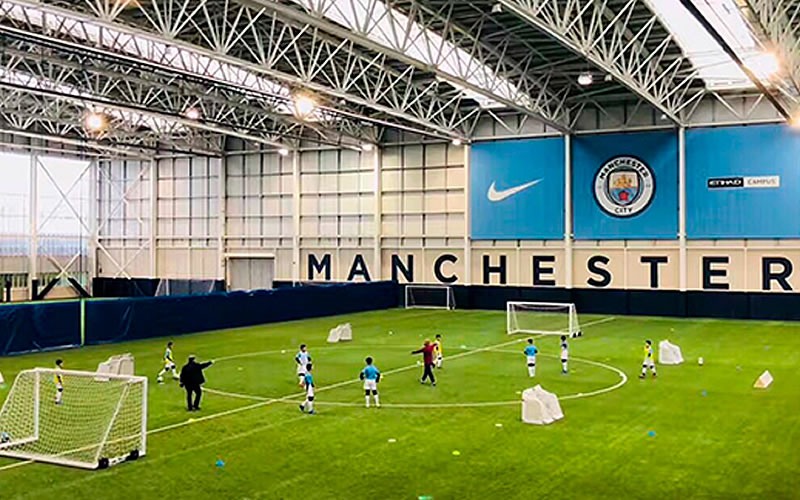 FCV Academy heading to Manchester City